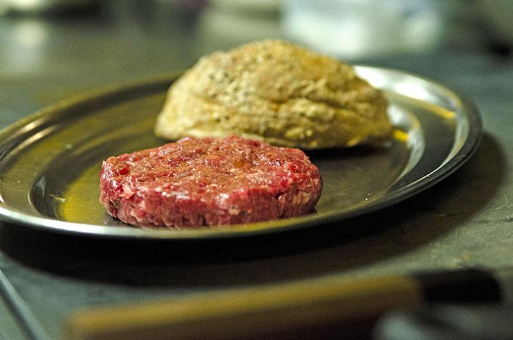 Carne burger #NoiteBurger