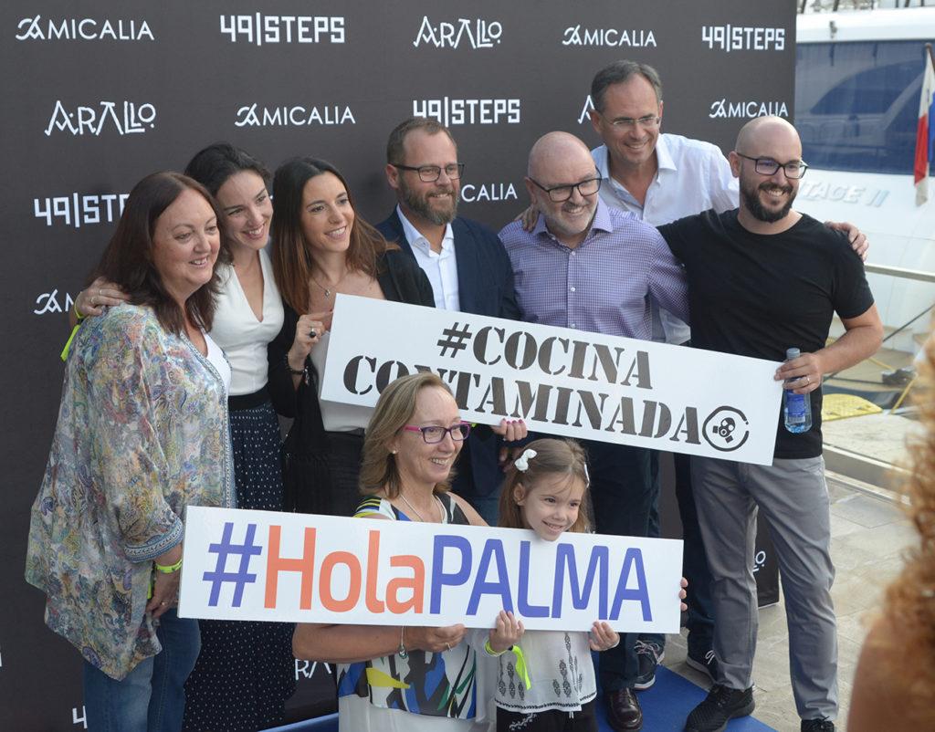#HolaPALMA y #CocinaContaminada